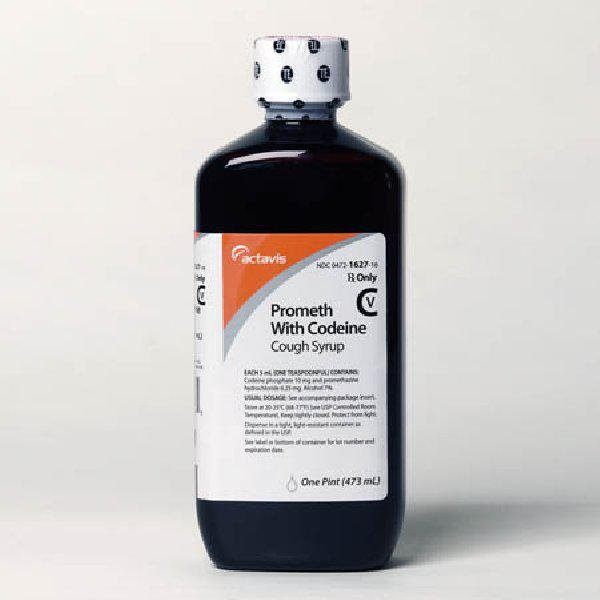 Codeine Purple Cough Syrup